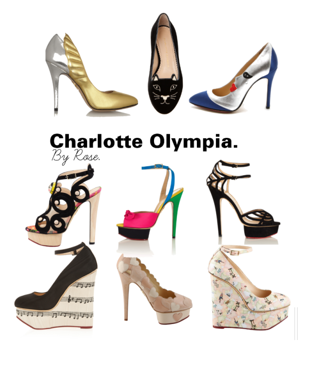 Charlotte Olympia By Rose