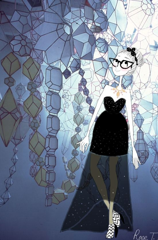 Diamants en papier