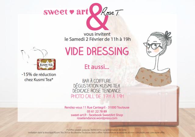 RDV le 02.02 chez Sweet Art