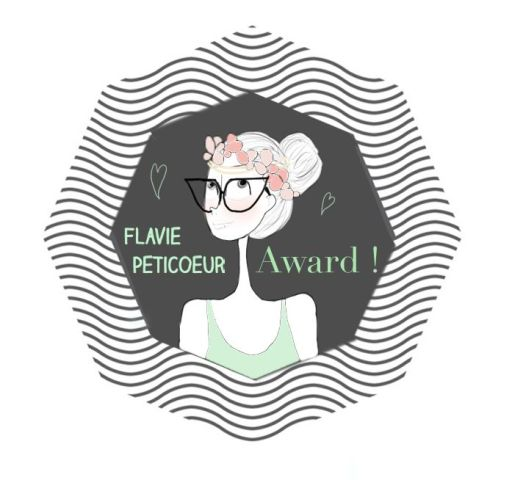 Flavie Peticoeur Award !