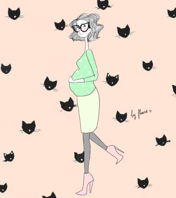 flavie bébé1