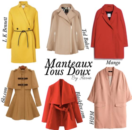 poly - manteaux
